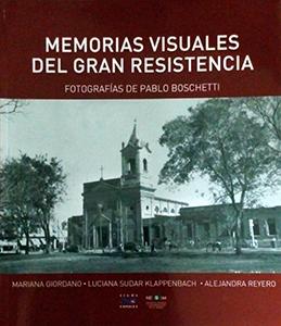 Tapa Memorias visuales
