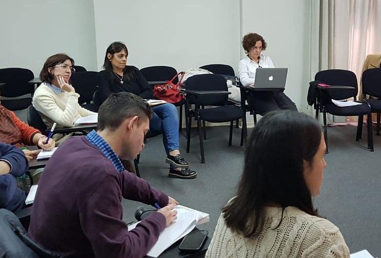 El IIGHI presente en workshop de la Academia Nacional de Historia