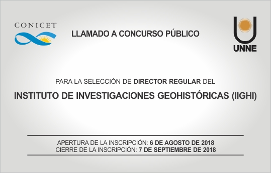 SolicitadaDirectorIIGHI2018