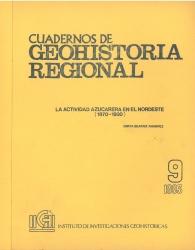 tapa cuadernos de geohistoria regional 09