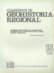 tapa cuadernos de geohistoria regional 15
